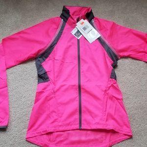 Pearl izumi womens elite barrier jacket size xs